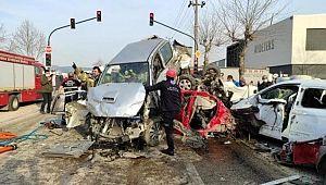Türkiye genelinde 3 ayda 80 bin kaza 391 ölüm..!