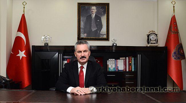Van Emniyet Müdürü Ali Karabağ Müşavir Oldu