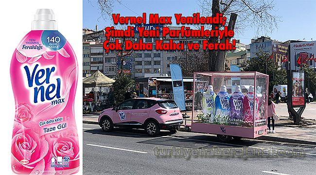 Vernel Max Yenilendi