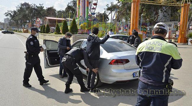 Ankara'da 548 bin şahıs GBT'den geçti, 306 bin araç denetlendi