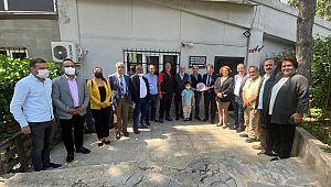 İstanbul Milletvekili Yunus Emre, Polislerin Sorunlarını Dinledi