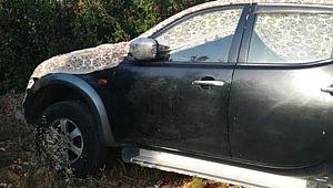 Kaza Yerinden Kaçtı Ama Araç Farları Sayesinde YAKALANDI