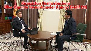 Kırgızistan Cumhurbaşkanı Ülke Çapında Kumarhaneler Açmayı Teklif Etti