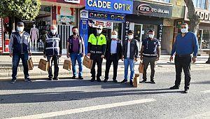 Malatya BB'den Polis Memurlarına HEDİYE