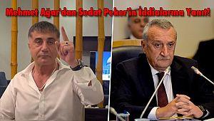 Mehmet Ağar'dan Sedat Peker'in İddialarına Yanıt!