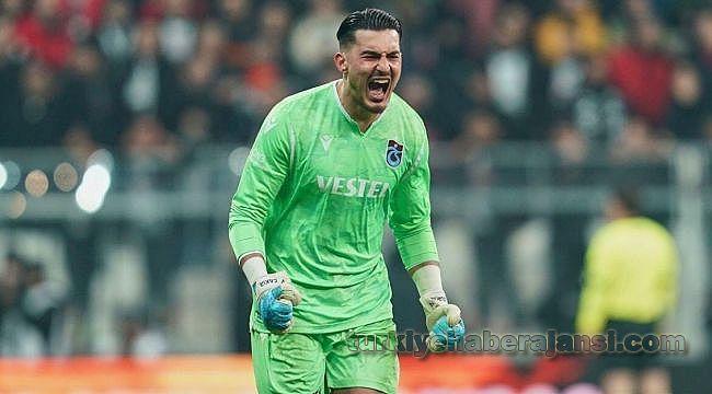 Trabzonspor'da Uğurcan Çakır, Inter Yolunda!