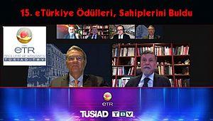 15. eTürkiye Ödülleri, Sahiplerini Buldu