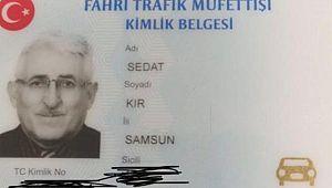 Fahri Trafik Müfettişi kimlikleri yenileniyor..!