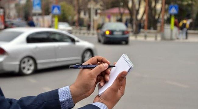 Trafik müfettişinin yazdığı ceza, delil olmayınca İPTAL edildi