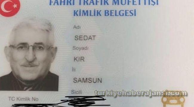 Trafik Müfettişleri Yeni Kimlik Kartlarına Kavuştu