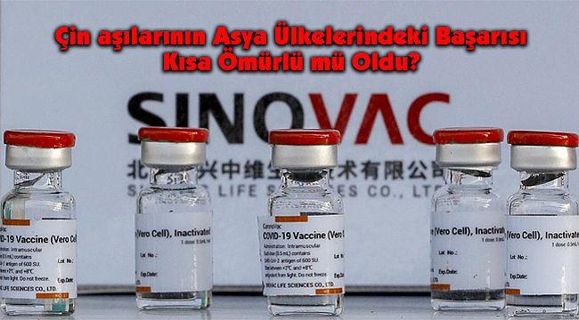Covid: Çin aşılarının Asya Ülkelerindeki Başarısı Kısa Ömürlü mü Oldu?