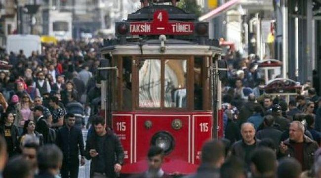 En Fazla Nüfus İstanbul'da, En Az Nüfus Bayburt'ta
