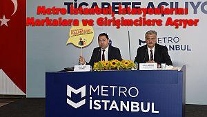 Metro İstasyonları İhaleye Açılıyor
