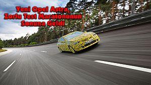 Yeni Opel Astra, Zorlu Test Maratonunun Sonuna Geldi