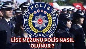 Polis adayları DİKKAT..Sınav İçin Son Başvuru 27 Ağustos