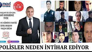 Polisler Neden İNTİHAR ediyor..!