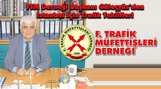 Trafik Müfettişleri Derneği UKOME'de Temsilliyet İstedi