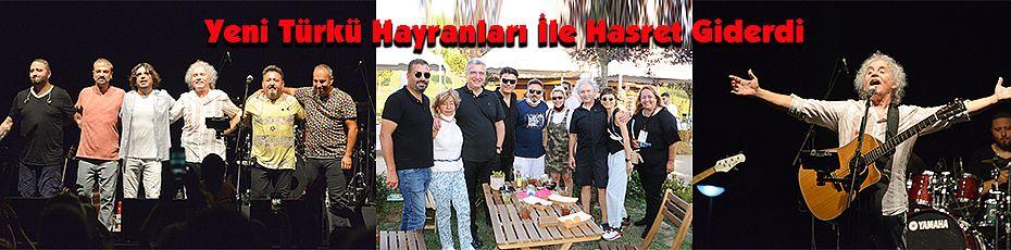 Yeni Türkü Hayranları İle Hasret Giderdi
