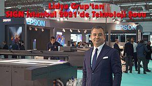 Lidya Grup'tan SIGN İstanbul 2021'de Teknoloji Şovu