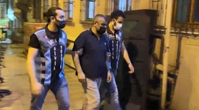 Otopark değnekçisine suçüstü: Polisten 20 lira istedi