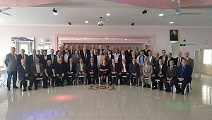 Polis Emeklileri Derneği Şube Başkanları İSTiŞARE Toplantısı Gerçekleştirildi