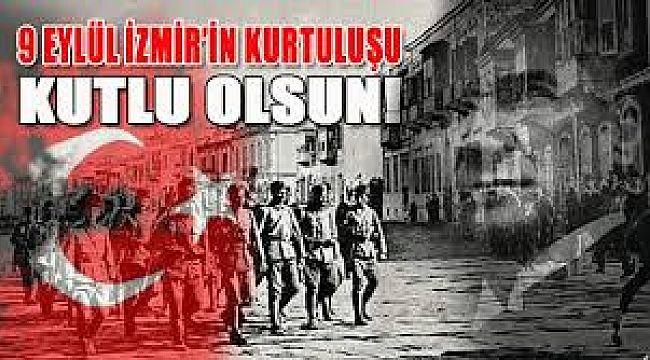 TUMED'ten 9 Eylül İzmir'in Kurtuluş Günü Kutlama Mesajı