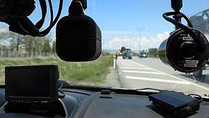 Türkiye genelinde 4 günde 34 bin 619 sürücüye RADAR CEZASI