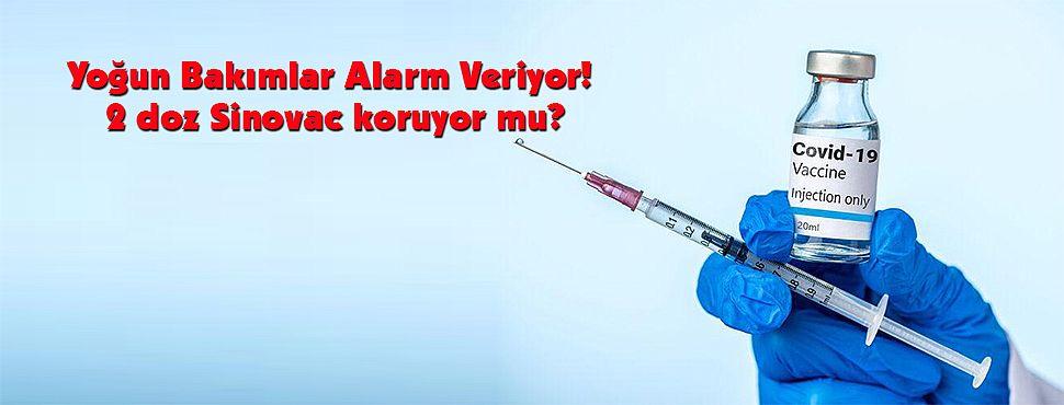 Yoğun Bakımlar Alarm Veriyor!