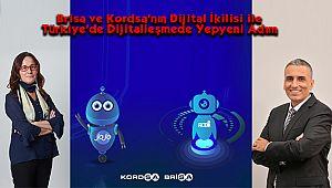 Brisa ve Kordsa'nın Dijital İkilisi ileTürkiye'de Dijitalleşmede Yepyeni Adım