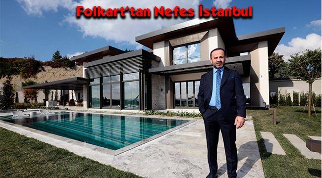 Folkart'tan Nefes İstanbul
