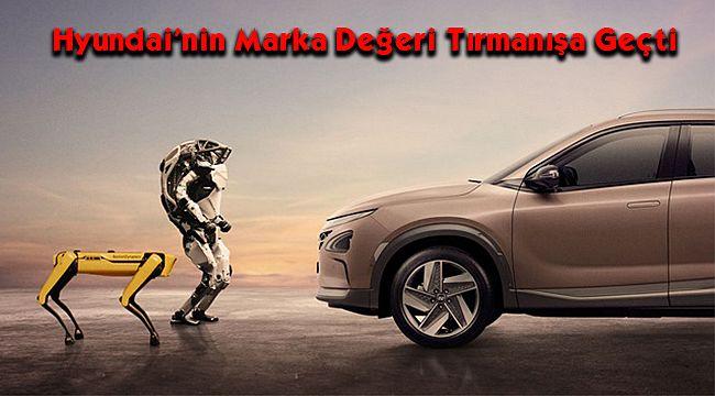 Hyundai'nin Marka Değeri Tırmanışa Geçti