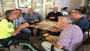 Kahvehanede Emniyet Kemeri hakkında BİLGİLENDİRME