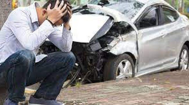 Trafik kazası yapanlar dikkat..!
