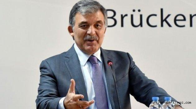 Abdullah Gül, İdlip İçin İHH'yı Aradı