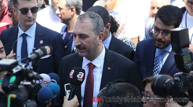 Adalet Bakanı'ndan CHP'ye Sert Sözler