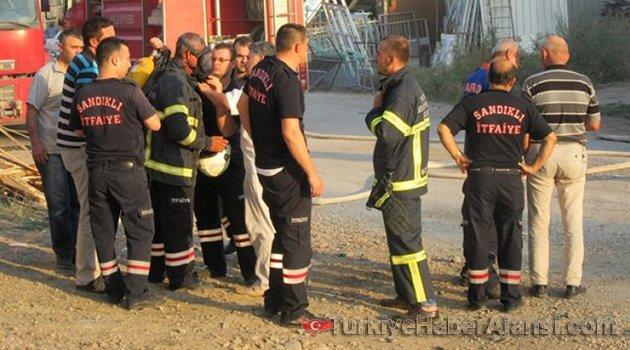 Afyonkarahisar'da Fabrikada Patlama: 3 Yaralı
