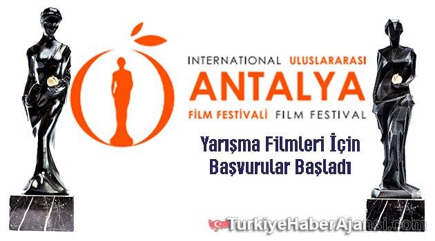 Antalya Film Festivali İçin Başvurular Başladı