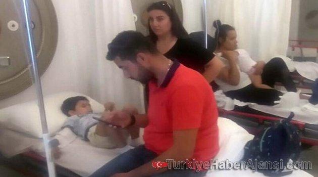 Aydın'da Kreşteki Çocuklar Yemekten Zehirlendi