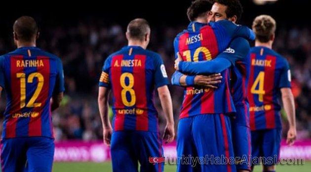 Barcelona Sürprize İzin Vermedi!