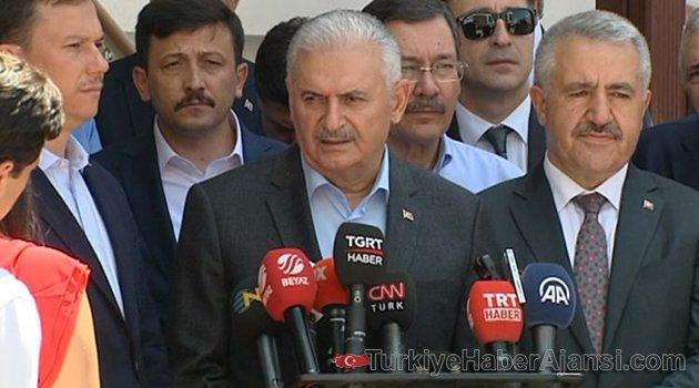 Başbakan: Kılıçdaroğlu'nun Aklı Başına Gelmiş