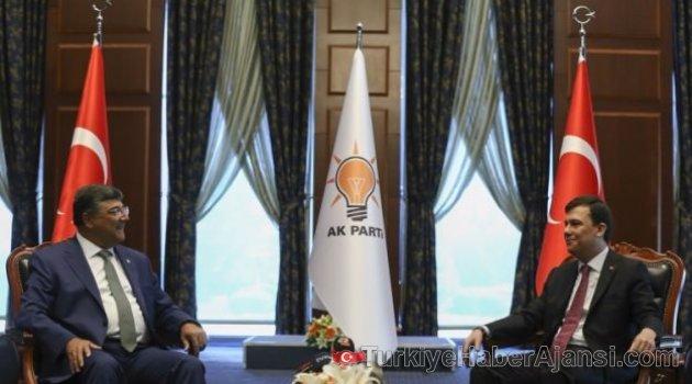 CHP'den AK Parti'ye Bayram Ziyareti