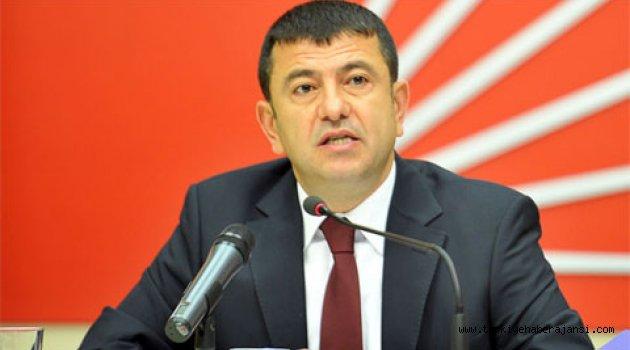 CHP'den Suriye Önergesi