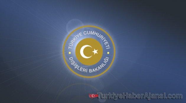 Dışişleri Bakanlığı'ndan IKBY Bayrağı Uyarısı