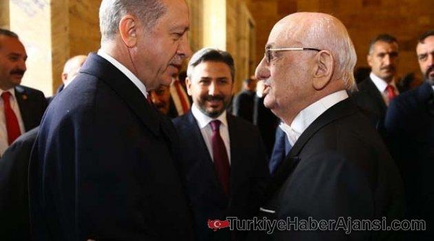 Erdoğan'dan 'TBMM'deki Tartışma' Sorusuna Cevap
