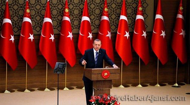 Erdoğan'dan '10 Ocak' Mesajı