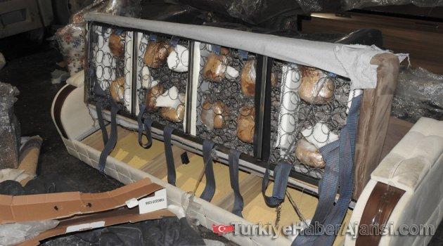Erzurum'da 116 kilo Uyuşturucu Ele Geçirildi