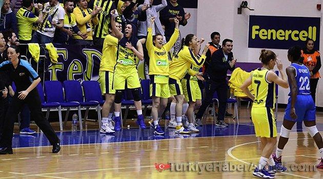 Fenerbahçe Tarih Yazdı! Üst Üste 6. Kez...