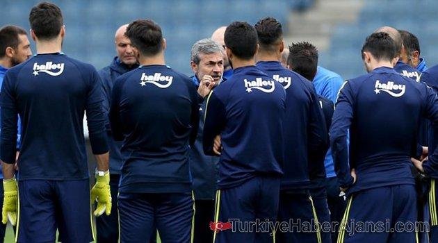 Fenerbahçe'de Hazırlıklar Tamam!