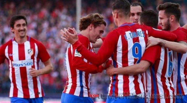 Haftanın Maçını Atletico Madrid Kazandı