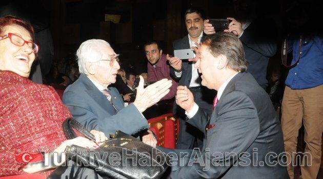 Itri Türk Mûsikîsi Ödülleri Sahiplerini Buldu